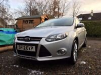 Ford Focus 1.6 Zetec 2012 fully reconditioned engine *PRICE DROP*