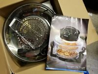 Halogen Air Fryer, new, and still in box. Unwanted GIft