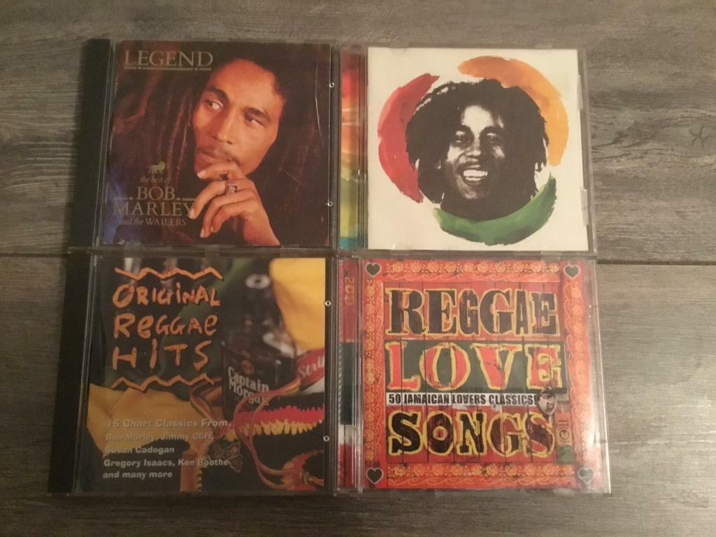 Reggae CDs   in Enfield, London   Gumtree