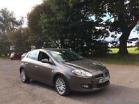 Fiat Bravo 1.6 Eco Multijet Dynamic 5dr ONLY 1 FORMER KEEPER FROM NEW *****
