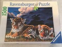 Ravensburger Tiger Cub Puzzle