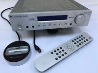 FAULTY - Cambridge Audio Sonata DR30 DAB Receiver - Brockley, London SE4
