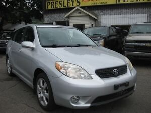2005 Toyota Matrix XR AC PW PM PL Sunroof Alloys