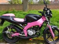 Aprillia rs 50cc