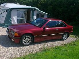 BMW 323i COUPE AUTOMATIC 1997 PETROL