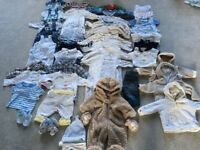 Baby Boy Clothes Bundle (0-3mths)