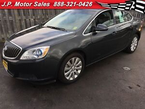 2015 Buick Verano Automatic, Leather, Steering Wheel Controls,