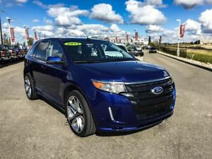 2013 Ford Edge Sport|AWD|Leather|Nav|Sunroof
