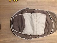 Icandy cherry carrycot/pushchair good condition