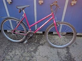 2 adult bikes for sale in good condition.