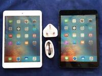 Apple iPad Mini 1 7.9inch 16GB/ 32GB/ 64GB - WiFi/ Cellular Unlocked + Warranty, NO OFFERS