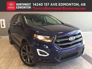 Ford Edge Sport Awd Heat Seats Backup Cam Rmt Start