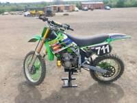 Kx 250 1990, evo, mx , enduro, offroad