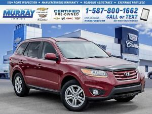 2011 Hyundai Santa Fe **One Owner!  Heated Seats!**