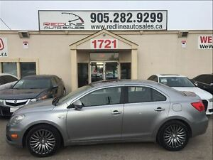 2011 Suzuki Kizashi SX, AWD, Leather, Sunroof, WE APPROVE ALL CR
