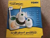 Tomy Digital Walkabout Premier baby monitor