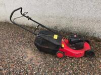 SOLD Champion Petrol Push Lawnmower -FREE
