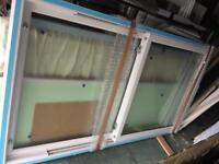 Vertical slide window