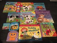 Child's Kids Baby Books Assortment / Job Lot