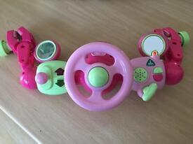 ELC pushchair toy