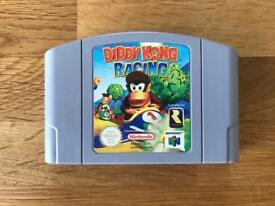Diddy Kong Racing - N64