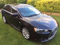 Stunning Condition And Great Value 2010 Lancer GS3 1.8 5 Dr Hatchback Only 62000 Miles FSH HPI Clear