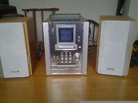Panasonic SA-PM25 hI- fi System