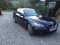 BMW 525 diesel...
