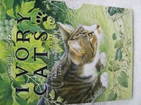 Joanna Sheen Ivory Featuring paintings by Lesley Anne Ivory Cats 2 disc CD Rom