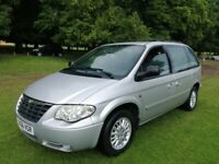 CHRYSLER VOYAGER 2.8 CRD AUTOMATIC 7 SEATER LOW MILEAGE