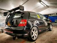Ep3 type r tegiwa rear wing for swaps