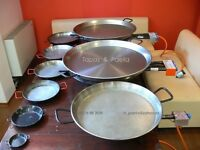 Buy professional utensils to make paella in very good condition and with little use.