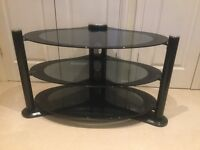 """Three shelves TV stand for up to 32"""" TVs"""