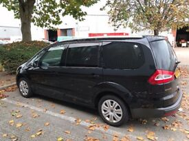 Ford Galaxy 2015 with PHV Licence until 2018 November