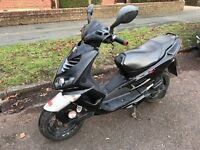 Peugeot speedfight 2 50cc scooter moped 12 months mot