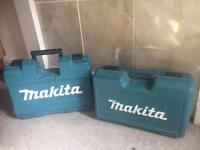 Makita cases