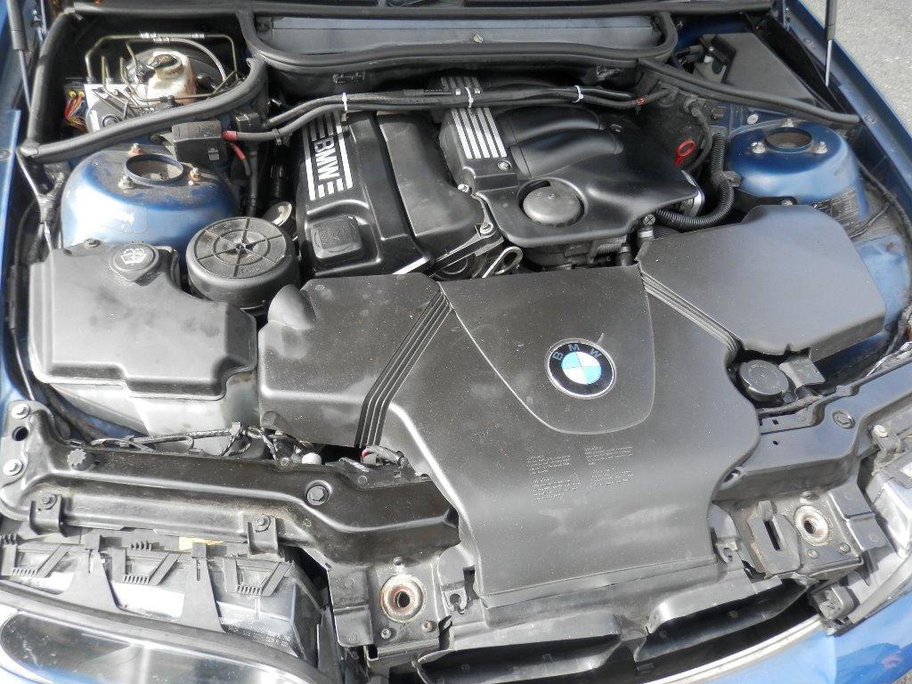 Bmw E46 318ci 2002 2 0 Petrol N42 150bhp N42 N46 Bare Engine N42b20ab In Huntingdon
