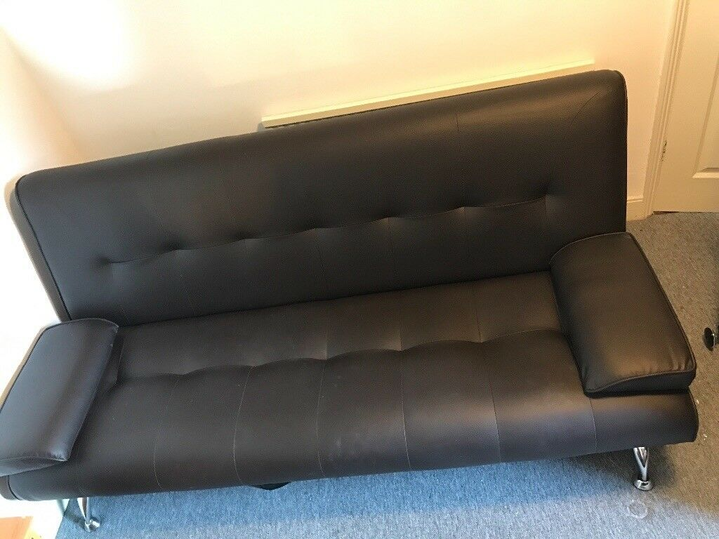 nearly new futon. -- sofa/bed | in ipswich, suffolk | gumtree
