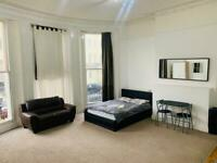 Fully Furnished Balcony Studio in Brunswick Place