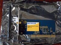 Netgear PCI Wifi Adaptor.