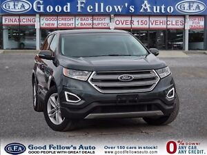 2015 Ford Edge SEL MODEL, AWD, LEATHER, CAMERA, 6CYL, 3.5L