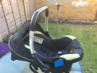 Silver Cross Ventura Infant Car Seat