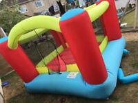 Toddlers bouncy castle with electric pump