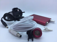 DENTIST SURGICAL LED HEAD LAMP HEAD LIGHT FOR DENTAL LOUPES MEDICAL ENGINEERING.