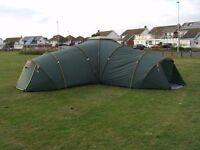 3 Winged Pro Action tent AMAZING!