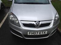 Vauxhall Zafira Reduced #####