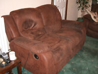 3&2 SEATER SOFA RECLINERS