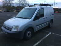 Ford transit connect 1.8 tacit 2007 in silver