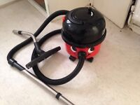 Henry Hoover vacuum cleaner rarely used with bags