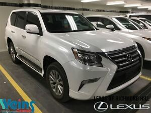 2016 Lexus GX 460 AWD| Premium| NAVI | 1 OWNER